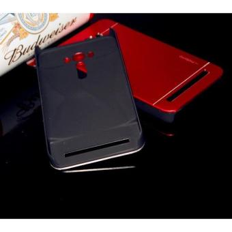 Motomo Metal Hardcase Casing for Asus Zenfone 4 - Red. Source · Promo Motomo Asus