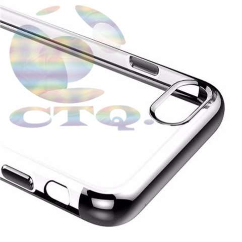 Home; Motomo Chrome Vivo Y21 Shining Chrome / Silikon Vivo Y21 Shining List Chrome /