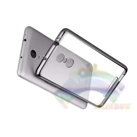Motomo Chrome Xiaomi Redmi 4 Prime / Redmi 4 (China) Softcase Shining Chrome Glamour