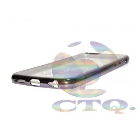 Motomo Chrome Xiaomi Redmi 4A Shining Chrome / Silikon Xiaomi Redmi 4A Shining List Chrome /