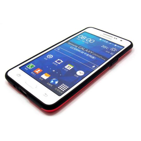 Motomo Hardcase New for Samsung Galaxy V G313 - Merah