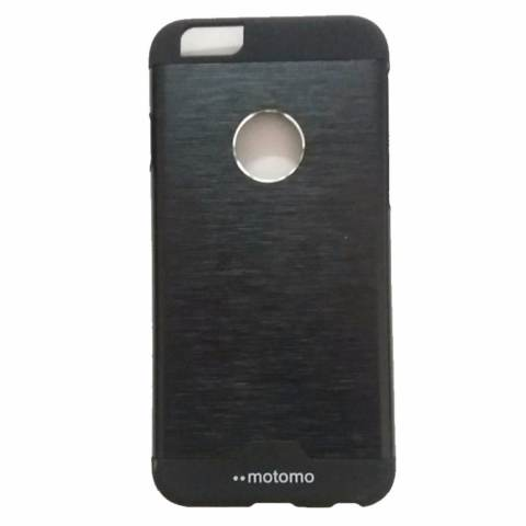 CASE HARD BACK COVER CASING HP PINK. Motomo Hybrid Hardcase iPhone 6 .