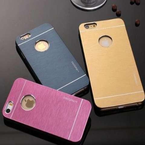 ... iPhone 6 Metal + Rubber Back Case / Metal allumunium Case Apple. Source · 6s Grey 4 7 Inch dan. Source · Motomo Metal Case For .