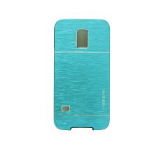 Motomo Metal Case for Samsung Galaxy S5 Mini G800 - Light Blue