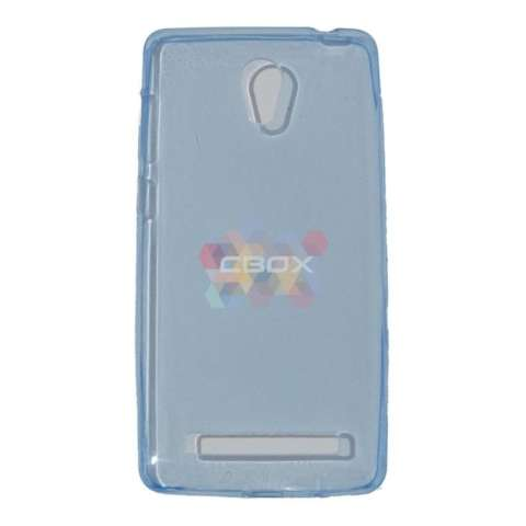 Mr Vivo Y15 Ultrathin Jelly Case Softcase Softshell Birutransparan