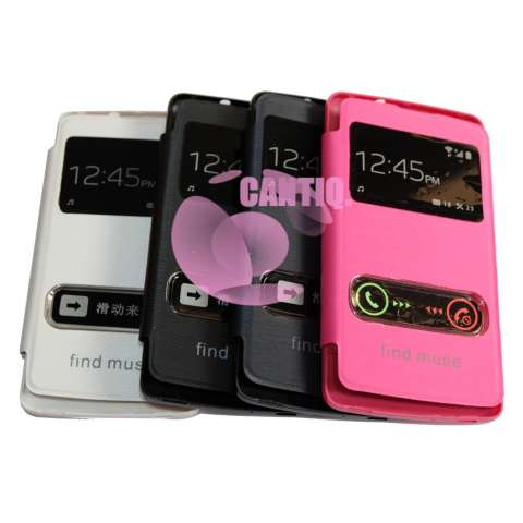 R815 Leather Case Source · MR Oppo Find Muse R821 Flip Cover Oppo .