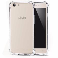 MR Soft Case Anti Crack Vivo v7 plus v7+ / Anti Shock Case Vivo v7 plus / Case Hp tahan benturan - bening clear