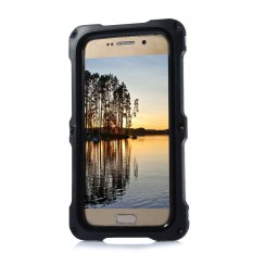 Multifunction Ultrathin Waterproof Full Body Screw Thread PET Protective Case Touch Screen Cover for Samsung S6
