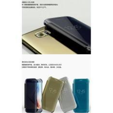 Murah!!!Flip Cover S View Samsung Galaxy Note5 Autolock Mirror