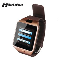 New Bluetooth DZ09 Smart Watch Relogio Android Smartwatch Phone Call SIM TF Camera Mp3 for IOS iPhone Samsung HUAWEI VS Y1 Q18 - intl