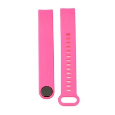 New Fashion Sports Silicone Bracelet Strap Band For Huawei Honor 3 Smart Watch - intl