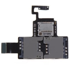 New Flex Cable MicroSD Sim Card Holder For HTC Desire V T328W