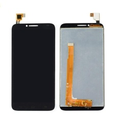 New Touch Digitizer Screen LCD Display Assembly 	For Alcatel Idol 2 II OT 6037Y 6037K 	(Black)	 +3m Tape+Opening Repair Tools+glue
