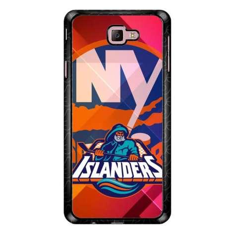 New York Islanders Z3099 Samsung Galaxy J5 Prime Custom Hard Case