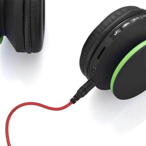 Home; NiceEshop Bluetooth Pengadaan Stereo Headphone ROPS EDR Alat Pendengar Mikrofon MP3 FM Headset For