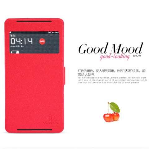 Harga Nillkin Flip Case Fresh Leather Case Lenovo S930 Yellow Kuning Harga Rp 129.000