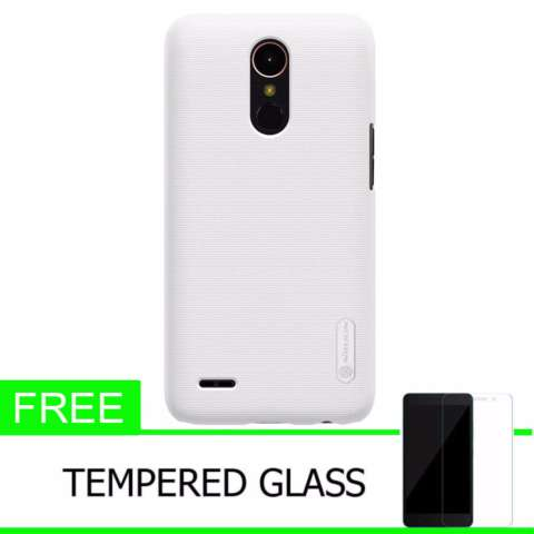 Merah Source · Nillkin For LG K10 2017 Super Frosted Shield Hard Case .