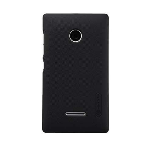 ... ANTI GORES CLEAR. Nillkin For Nokia Lumia 532 Super Frosted Shield Hard Case Original Hitam Gratis