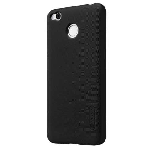Home; Nillkin For Xiaomi Redmi 4X Super Frosted Shield Hard Case Original - Hitam +