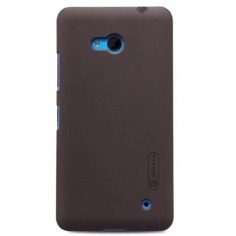 ... 735 Hitam Source · Nillkin Frosted case Microsoft Lumia 640 Nokia Lumia 640 Coklat free screen