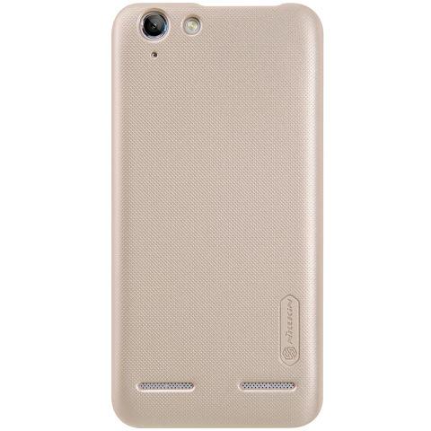 Nillkin Frosted Shield Hard Case Original For Lenovo Lemon 3 (K5 Plus) - Emas