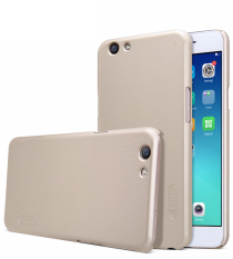Nillkin Frosted Shield Hardcase for Oppo F1s (A59) - Gold