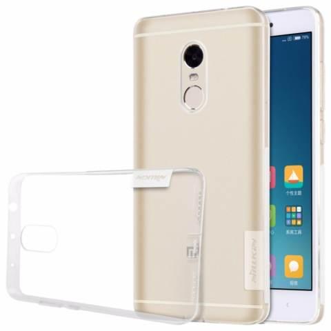 Nillkin Nature Series TPU case Xiaomi Redmi Note 4 - Putih