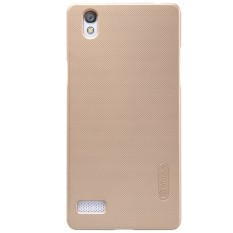 Nillkin Oppo Mirror 5 / A51 Super Frosted Shield - Emas