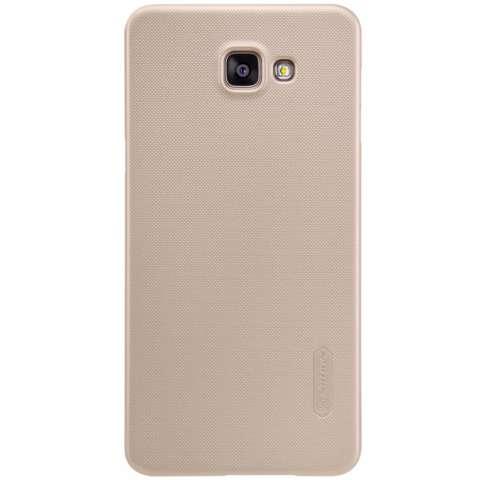 Nillkin Samsung Galaxy A9 Pro / A9100 2016 Super Frosted Shield Hard Case Original - Emas