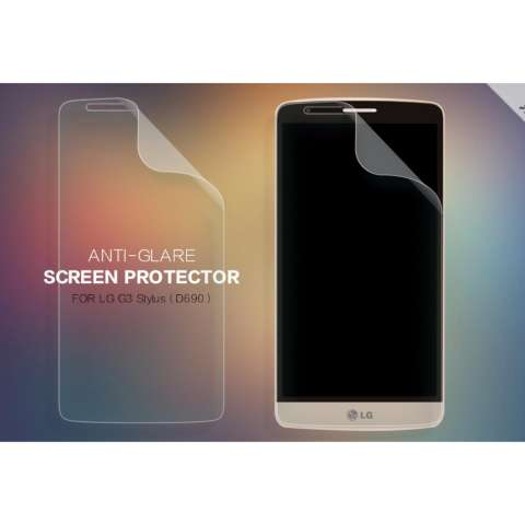 Nillkin Screen Protector (Simple Pack) - LG G3 Stylus Matte