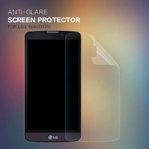 Nillkin Screen Protector (Simple Pack) - LG L Bello (D335) Matte