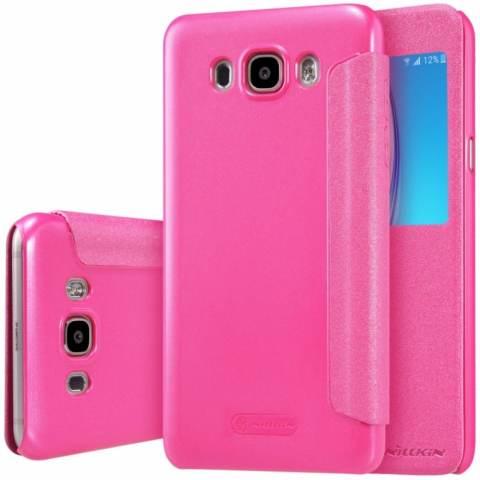 Nillkin Sparkle Series New Leather case for Samsung Galaxy J7108/Galaxy J7(2016)