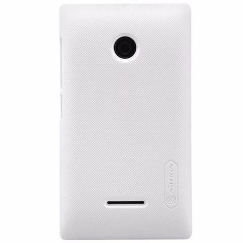 Nillkin Super Frosted case Microsoft Lumia 532 - Putih + free screen protector