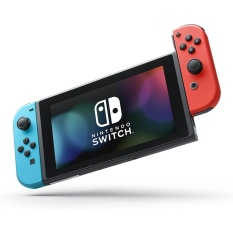 Nintendo Switch Console Neon ( No Bundle Game)