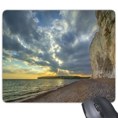 Ocean Water Sky Cloud Science Nature Picture Rectangle Non-Slip Rubber Mousepad Game Mouse Pad Gift