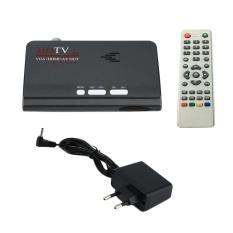 OH Digital Terestrial HDMI 1080 P DVB-T/T2 TV Box VGA AV CVBS Tuner Receiver-Intl