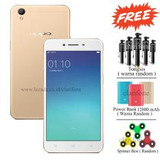 Oppo A37 - 16GB - 4G/LTE - White Gold