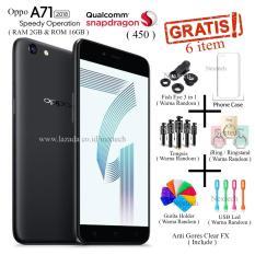 Oppo A71 2018 - Ram 2GB - Rom 16GB - 4G/LTE - 5.2