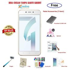 Oppo A71 2/16GB - Free 7 Acc