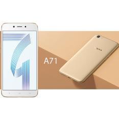 Oppo A71 [Free Hp Brandcode 3310 Reborn] - Bisa Cicilan Tanpa Kartu Kredit