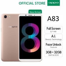 OPPO A83 4G LTE - RAM 3GB ROM 32GB