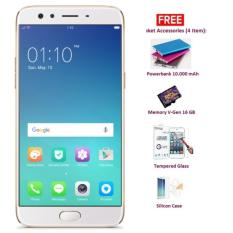 Oppo F3 Plus Hadiah 4 Item