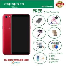 OPPO F5 6GB [6/64GB] + Free 7 Item Accessories