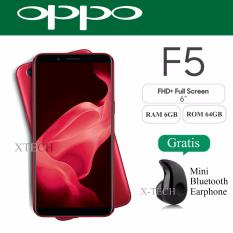 Oppo F5 Pro Edition - Ram 6GB - Rom 64GB - Red