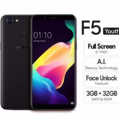 OPPO F5 Youth - 3GB - Black Limited Edition