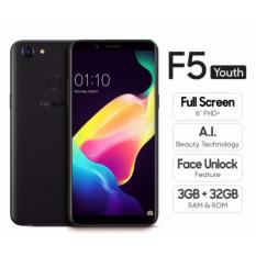oppo f5 youth ram 3/32gb