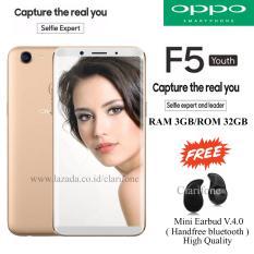 Oppo F5 Youth - Ram 3GB - Rom 32GB - Gold