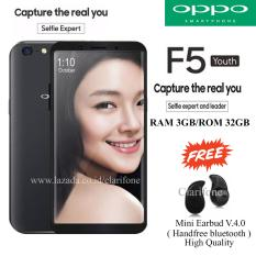 Oppo F5 Youth - Ram 3GB - Rom 32GB - Matte Black