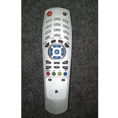 Orange TV Remote Control Receiver Parabola - Silver