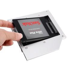 ORICO [L95SS] - Aluminum 7 & 9.5 mm Internal Hard Drive Caddy for Laptops